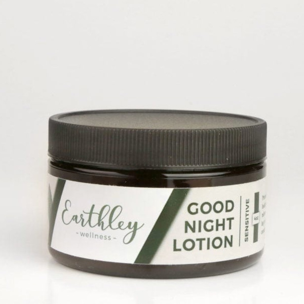 night cream from Earthley