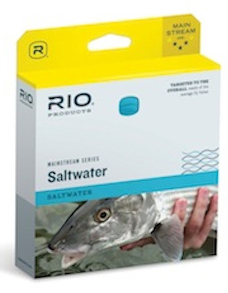 fly line for salt water