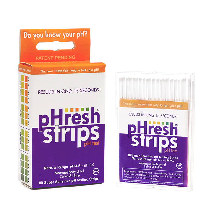 phresh test strips